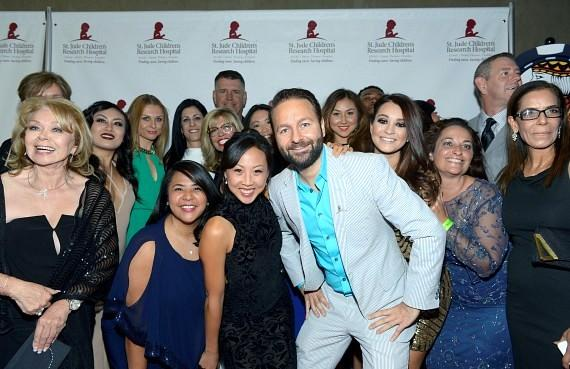 Celebrities and Poker Stars Unite to Support St. Jude Children's Research Hospital