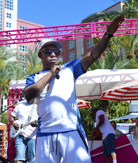 Coolio Kicks Off Memorial Day Weekend at The Flamingo GO Pool