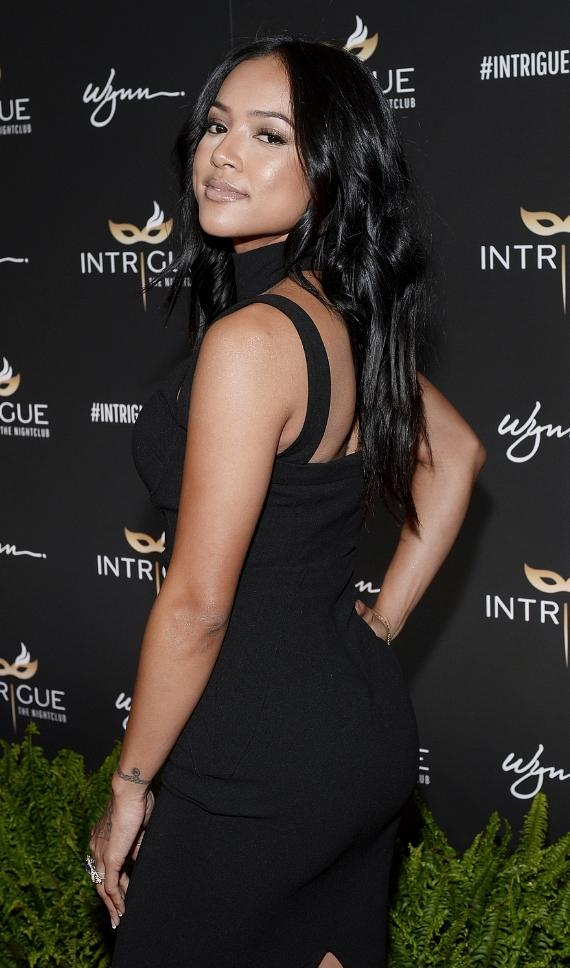 Intrigue Nightclub Grand Opening- Red Carpet Arrivals