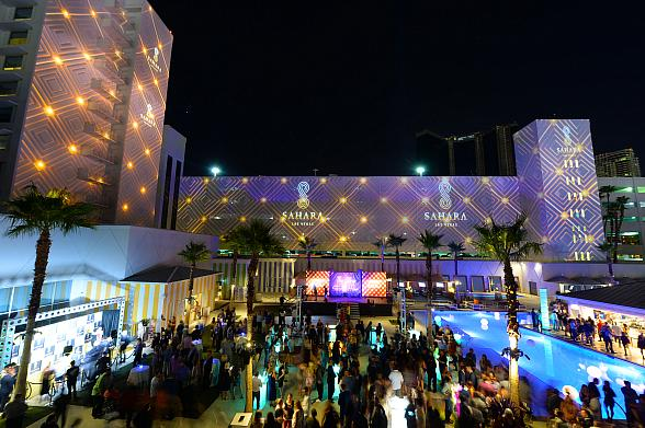 Iconic Strip Resort Unveils New Name SAHARA Las Vegas