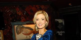 Holly Madison at Animal Foundations Happy Hour at House of Blues in Las Vegas