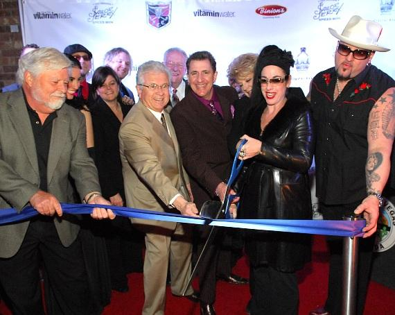 Fremont Country Club ribbon cutting ceremony