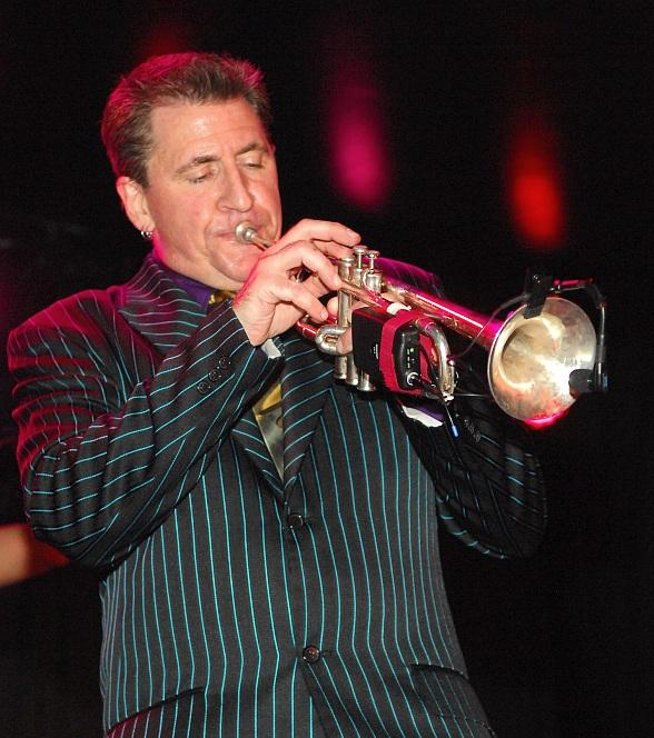 """""""Crown Prince"""" of Swing Louis Prima Jr. and the Witness to perform Free Show at Red Rock Resort"""
