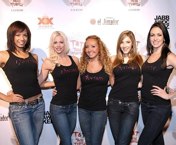 The ladies of FANTASY at Luxor