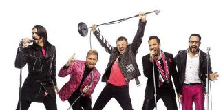 """New Show Dates Announced for """"Backstreet Boys: Larger Than Life"""" at Planet Hollywood Resort & Casino"""