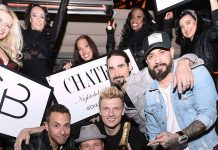 """Backstreet Boys to Host """"Larger Than Life"""" After-Parties at Chateau Nightclub & Rooftop at Paris Las Vegas"""