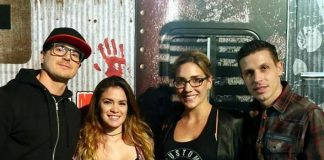 """""""Ghost Adventures"""" Star Zak Bagans Visits Fright Dome at Circus Circus in Las Vegas"""