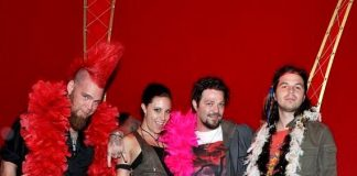 Bam Margera at Zumanity