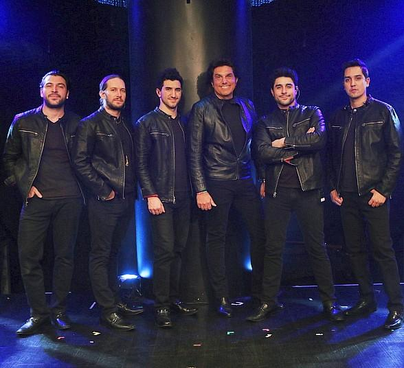 The Bronx Wanderers Celebrate First Anniversary of Rocking on the Las Vegas Strip