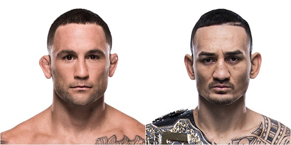 Max Holloway Battles Frankie Edgar in Blockbuster Featherweight Championship Fight at UFC 222 March 3
