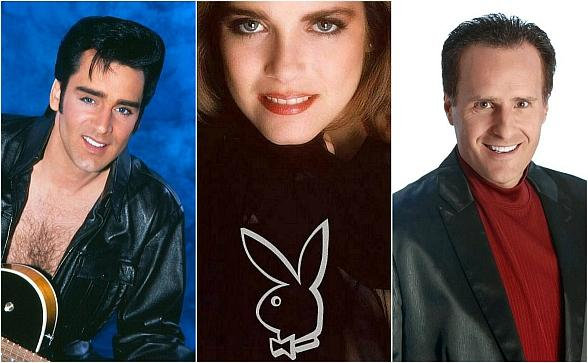 "Meet ""Spirit of the King"" star Steve Connolly, former Playboy Playmate Charlotte Kemp and ""The Mentalist"" star Gerry McCambridge at 3rd Annual ""Mike Hammer Celebrity Go-Kart Race"" Oct. 22 in Las Vegas"