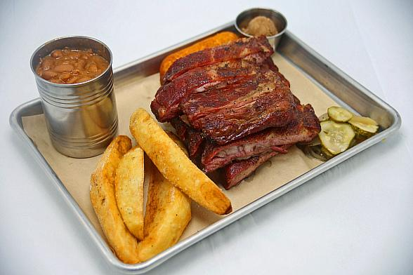 Texas Station Debuts All-New Regional Barbeque-Inspired Restaurant, Beaumont's Southern Kitchen