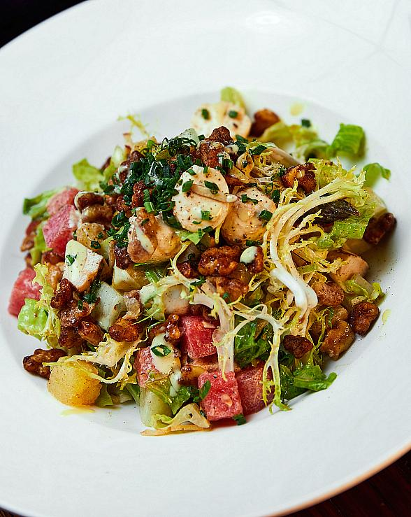 Chef Chris Santos and Mustard Collaborate to Launch Healthy & Refreshing Summer Salad at All Beauty & Essex Locations