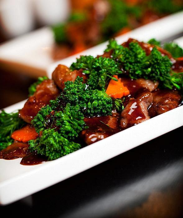 Beef and Broccoli from Rice & Company