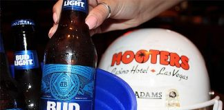 Calling All Football Fans: Hooters Casino Hotel Hosts Watch Parties and Specials For College and Professional Football Games