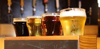 Beer Park at Paris Las Vegas to Offer Spooky 'Fright Flight' for Halloween