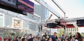 Beer Park at Paris Las Vegas to Send Off Summer Movie Series