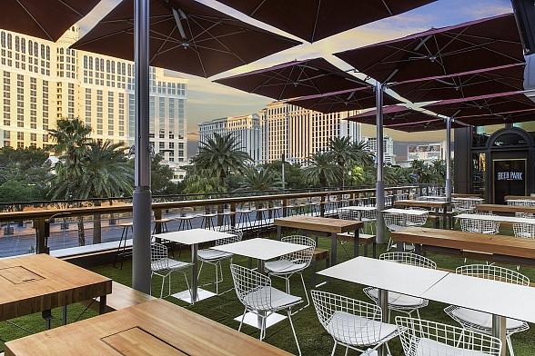 Beer Park at Paris Las Vegas to Honor Veterans with Free Beer and Military Discount