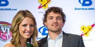 Ben Askren and guest