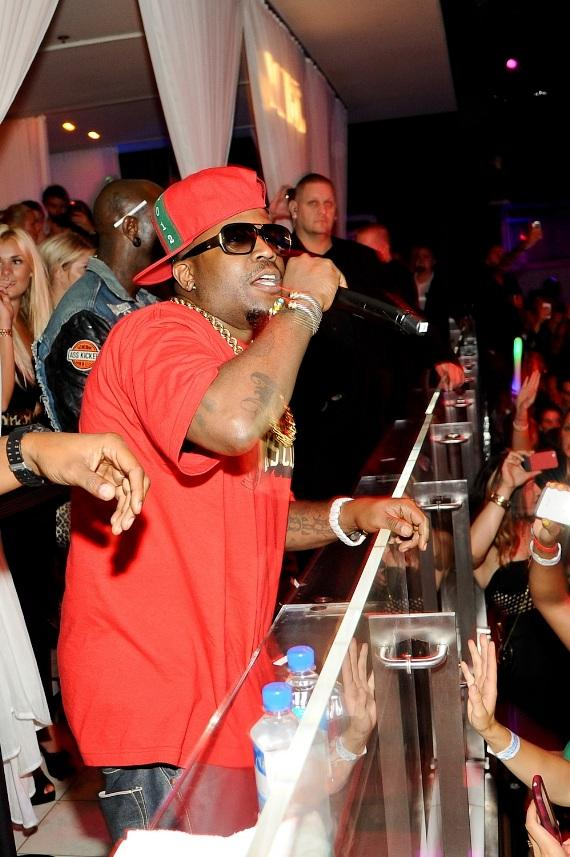 Big Boi at PURE Nightclub