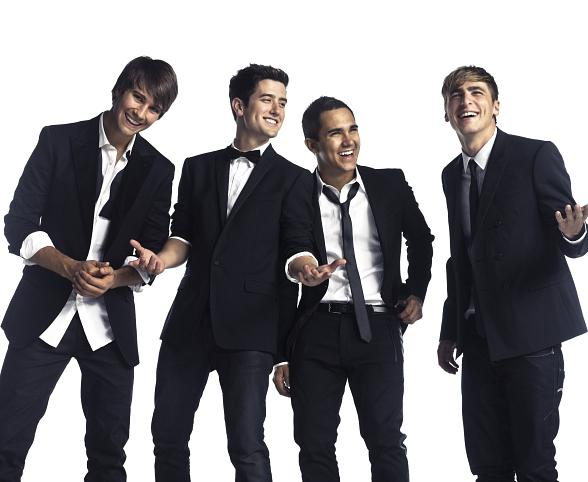 Big Time Rush Embarks On Better With U Tour With Concert At Planet Hollywood Las Vegas Feb 17