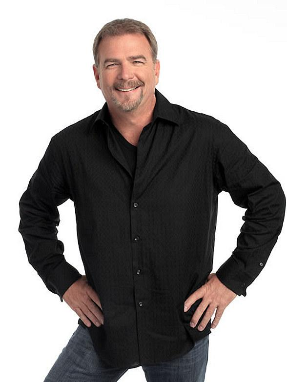Bill Engvall Saddles Up for Treasure Island Show October 23