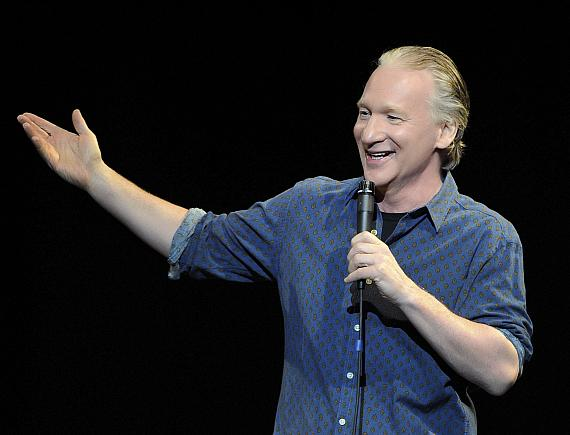 2018 'Aces of Comedy' Series Reveals Next Set of Comedian Headliners Including Jay Leno, Bill Maher and Jim Jeffries