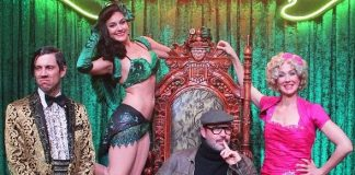 Billy Zane Attends ABSINTHE at Caesars Palace in Las Vegas