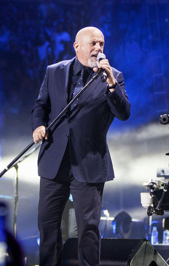 Billy Joel in Concert at T-Mobile Arena Saturday, April 30 for his Only Show in Nevada in 2016