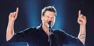 """Blake Shelton Brings 2017 """"Doing it to Country Songs"""" Tour to MGM Grand Garden Arena Saturday, March 4"""