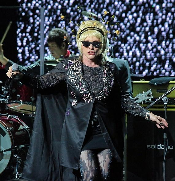 Blondie and Garbage Rock The Pearl Concert Theater at the Palms Casino Resort in Las Vegas
