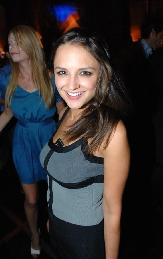 Actress Rachael Leigh Cook at Blush Boutique Nightclub