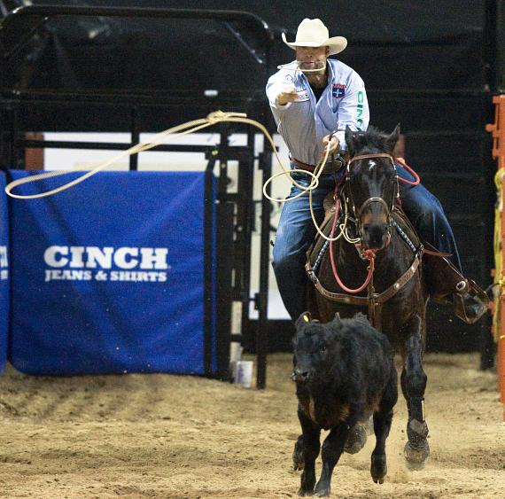 "CINCH Boyd Gaming Chute-Out will be ""Ridin' for the Fans"" in 2016"