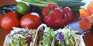 Skip the Flowers for Valentine's Day... Instead Take Your Sweetheart to Braddah's Island Style Burritos, Bowls & Tacos