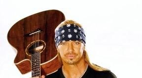 Rocker & Reality Star Bret Michaels to Appear at Eastside Events Center May 6th