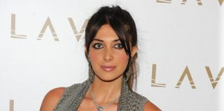 Brittny Gastineau at LAVO