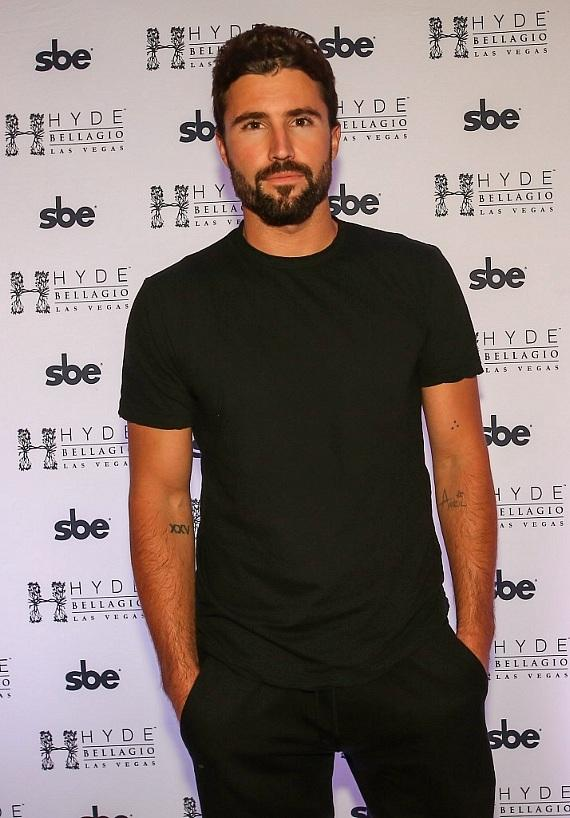 Brody Jenner and Jay Sean Celebrate Labor Day Weekend at Hyde Bellagio in Las Vegas