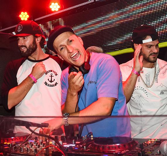 Brody Jenner, Vice, Ronnie Magro at TAO