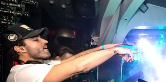 Brody Jenner takes over DJ booth at Hyde Bellagio in Las Vegas