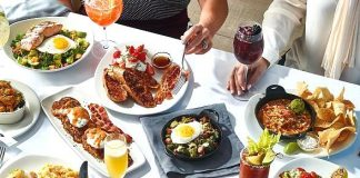 Sample Award Winning Brunch Dishes + Mimosa for $30 at Bonefish Grill's Brunch Event March 23
