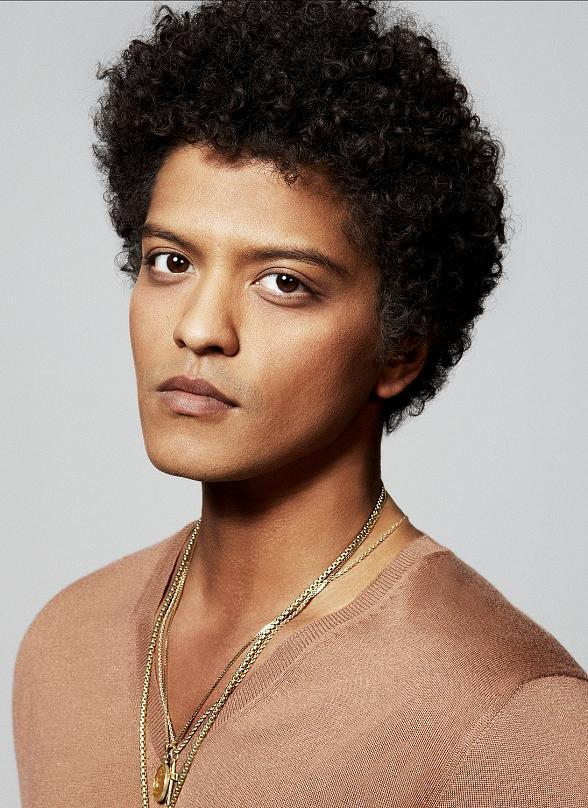 Bruno Mars Coming to T-Mobile Arena Saturday, July 15, 2017