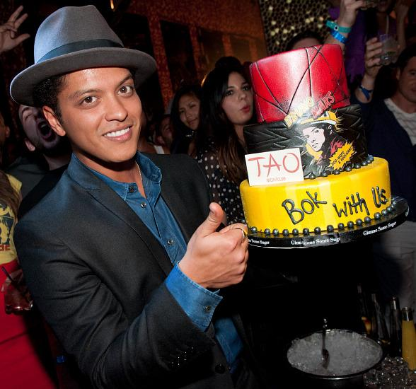 Bruno Mars at Marquee Dayclub