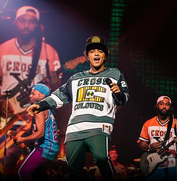 Bruno Mars to Ring in 2019 with Two Performances at T-Mobile Arena in Las Vegas