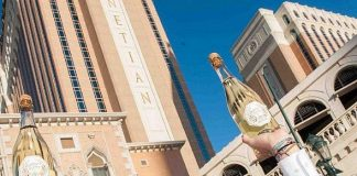 UNLVino Kicks Off with 'Bubble-licious' at The Venetian