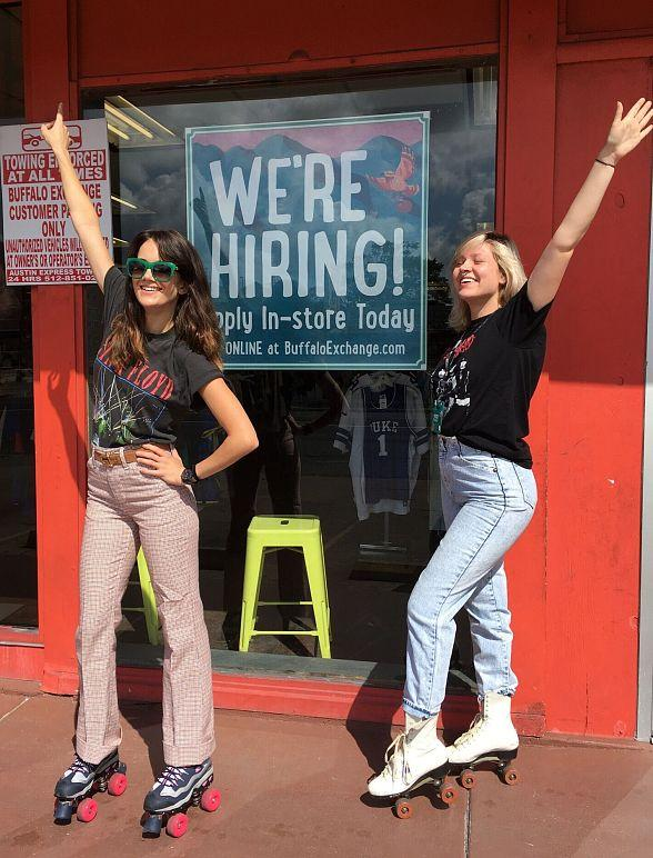 Buffalo Exchange Looking to Hire With National Job Fair
