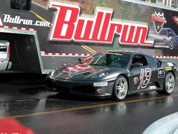Fremont Street Experience is Start Line for Bullrun USA 2011 Rally July 9
