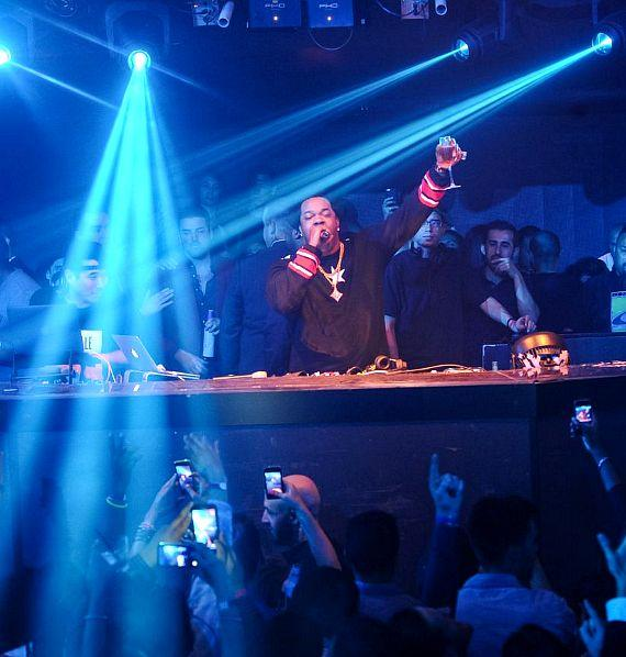 Ty Dolla Sign performs at Hakkasan Nightclub