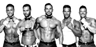"Meet — and Race Against — the World-Famous Chippendales at 2nd Annual ""Mike Hammer Celebrity Go-Kart Race"" to Serve the Less Fortunate on Sunday, Oct. 16"