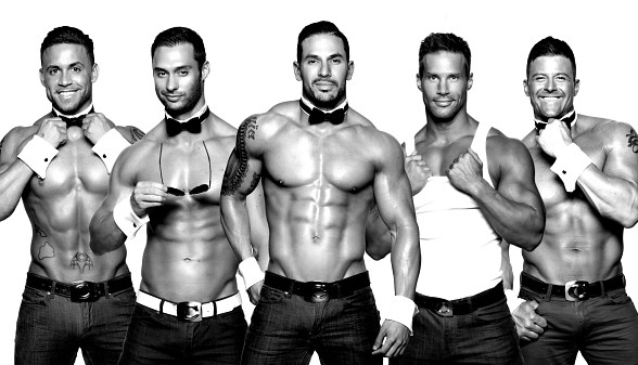"""Meet — and Race Against — the World-Famous Chippendales at 2nd Annual """"Mike Hammer Celebrity Go-Kart Race"""" to Serve the Less Fortunate on Sunday, Oct. 16"""