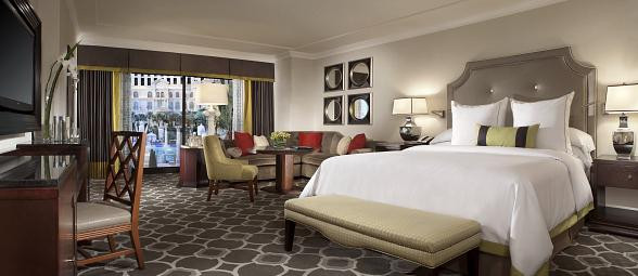 Caesars Palace to Open Octavius Tower; Rooms on Sale Sept. 15